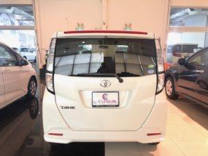 Toyota Tank 1.0 G (A) full