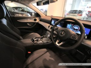 Mercedes Benz E-Class Saloon E200 Avantgarde (A) full