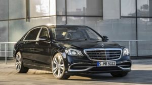 Mercedes Benz S-Class S320L (A) Facelift full