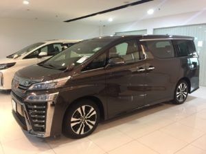 Toyota Vellfire 2.5 ZG-Edition 7-Seater (A) full