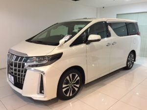 Toyota Alphard 3.5 SA C-Package 7-Seater (A) full
