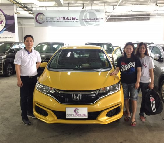 Carlingual Satisfied Honda Car Buyer