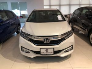 Honda Shuttle Hybrid 1.5 (A) Facelift full