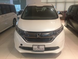 Honda Freed Hybrid 1.5 G 7 Seater (A) full