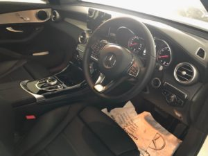 Mercedes-Benz GLC-Class GLC250 4MATIC (A) full