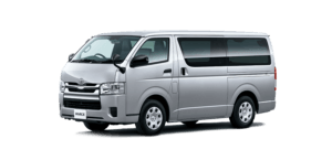 Toyota Hiace 2.8 DX Glass Door Van (A) full