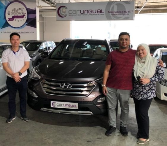 Carlingual Satisfied Hyundai Car Buyer