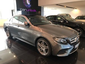 Mercedes-Benz E-Class Saloon E250 AMG Line Luxury Package (A) full