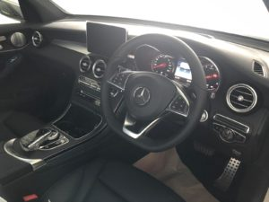 Mercedes-Benz GLC-Class GLC250 AMG Line 4MATIC (A) full
