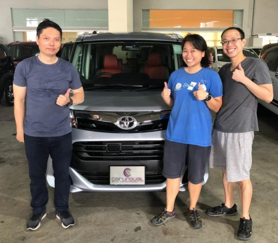 Carlingual Happy Silver Toyota Buyer
