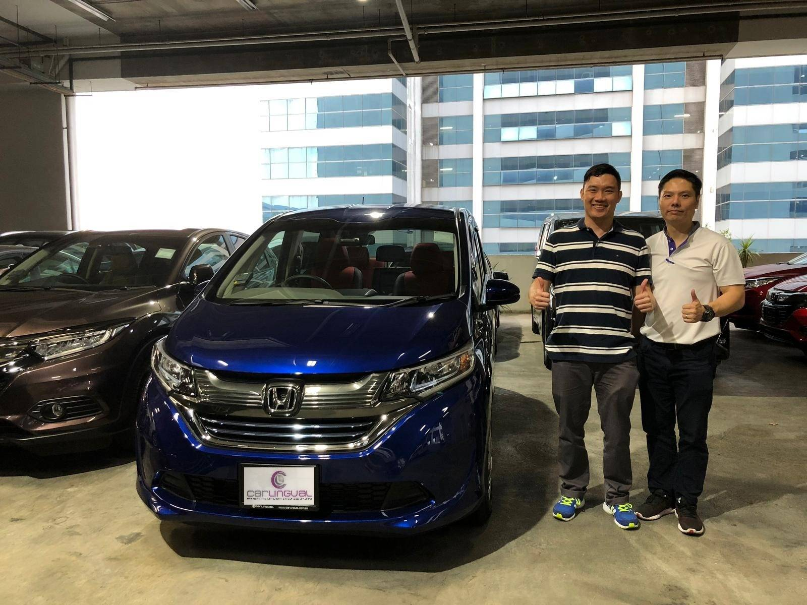 New Honda Freed Hybrid | Carlingual Satisfied Buyer
