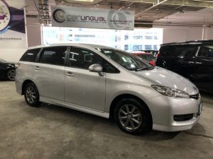 Toyota Wish 1.8A X full