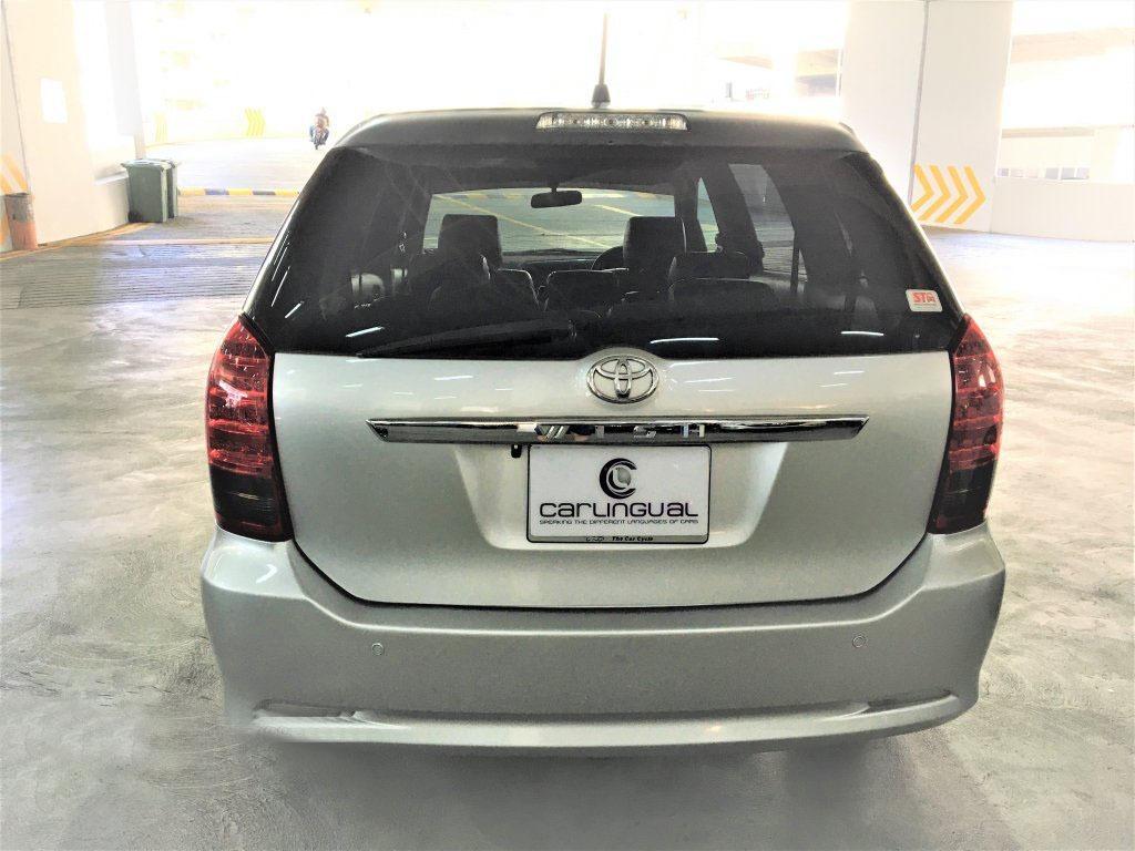 Toyota Wish 1.8A (COE till 12/2021) - Carlingual