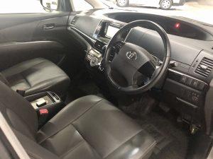 Toyota Estima 2.4A Aeras Premium Moonroof full