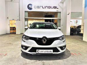 Renault Megane Sedan 1.2A Privilege TCe full