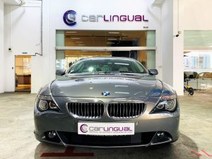 BMW 6 Series 650i Coupe (COE till 05/2027) full