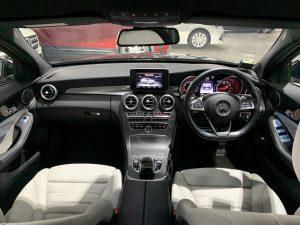 Mercedes-Benz C-Class C200 AMG Line full
