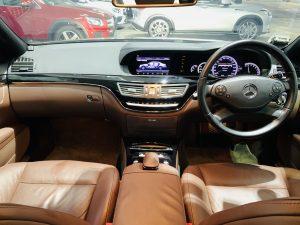 Mercedes-Benz S-Class S300L Sunroof full