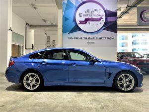 BMW 4 Series 420i Gran Coupe M-Sport full